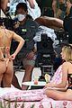 camila mendes maya hawke lounge swimsuits strangers movie 19