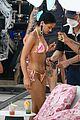 camila mendes maya hawke lounge swimsuits strangers movie 47