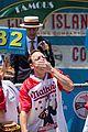 joey chestnut fans concerned hot dogs 21