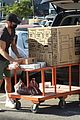 chace crawford picks up grill trip to home depot 05