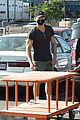 chace crawford picks up grill trip to home depot 08