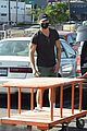 chace crawford picks up grill trip to home depot 09