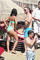 david guetta beach pda with girlfriend jessica ledon 19
