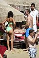 david guetta beach pda with girlfriend jessica ledon 38