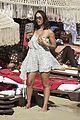 david guetta beach pda with girlfriend jessica ledon 50