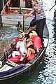 kourtney kardashian travis barker gondola ride pics 01