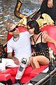 kourtney kardashian travis barker gondola ride pics 02