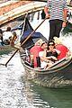 kourtney kardashian travis barker gondola ride pics 03