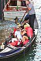 kourtney kardashian travis barker gondola ride pics 07