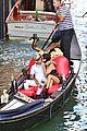 kourtney kardashian travis barker gondola ride pics 08