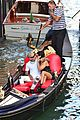 kourtney kardashian travis barker gondola ride pics 12