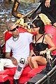 kourtney kardashian travis barker gondola ride pics 14