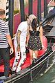 kourtney kardashian travis barker gondola ride pics 18
