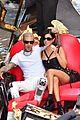 kourtney kardashian travis barker gondola ride pics 20