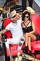 kourtney kardashian travis barker gondola ride pics 22