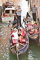 kourtney kardashian travis barker gondola ride pics 23