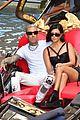 kourtney kardashian travis barker gondola ride pics 26