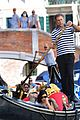 kourtney kardashian travis barker gondola ride pics 29