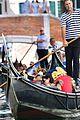 kourtney kardashian travis barker gondola ride pics 32