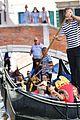 kourtney kardashian travis barker gondola ride pics 34