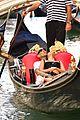 kourtney kardashian travis barker gondola ride pics 55