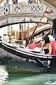 kourtney kardashian travis barker gondola ride pics 62