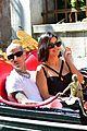 kourtney kardashian travis barker gondola ride pics 74