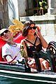 kourtney kardashian travis barker gondola ride pics 75