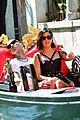 kourtney kardashian travis barker gondola ride pics 76