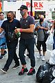 chris martin arrives on set of new project in nyc 07