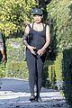 pregnant freida pinto on a walk 20
