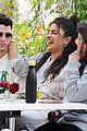 nick jonas priyanka chopra look so in love lunch date 110