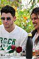 nick jonas priyanka chopra look so in love lunch date 111