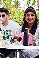 nick jonas priyanka chopra look so in love lunch date 43