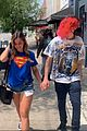 addison rae omar fedi hold hands lunch date weho 01