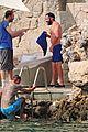 adam sandler shirtless in spain 03