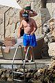 adam sandler shirtless in spain 21
