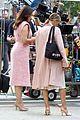 sarah jessica parker coordinates pink kristin davis just like that set 23