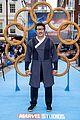 simu liu shang chi uk premiere 22
