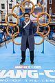 simu liu shang chi uk premiere 23