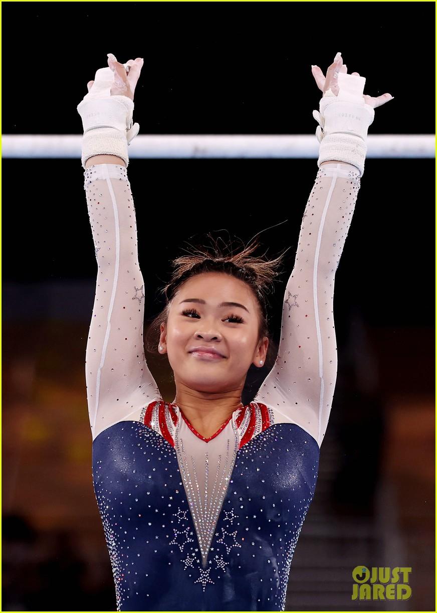 suni lee gold medal gymnastics 074598533