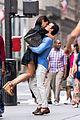 mila kunis finn wittock passionate kiss filming luckies girl alive 03