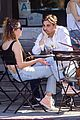 ashley benson spotted with justin thorne lunch 04