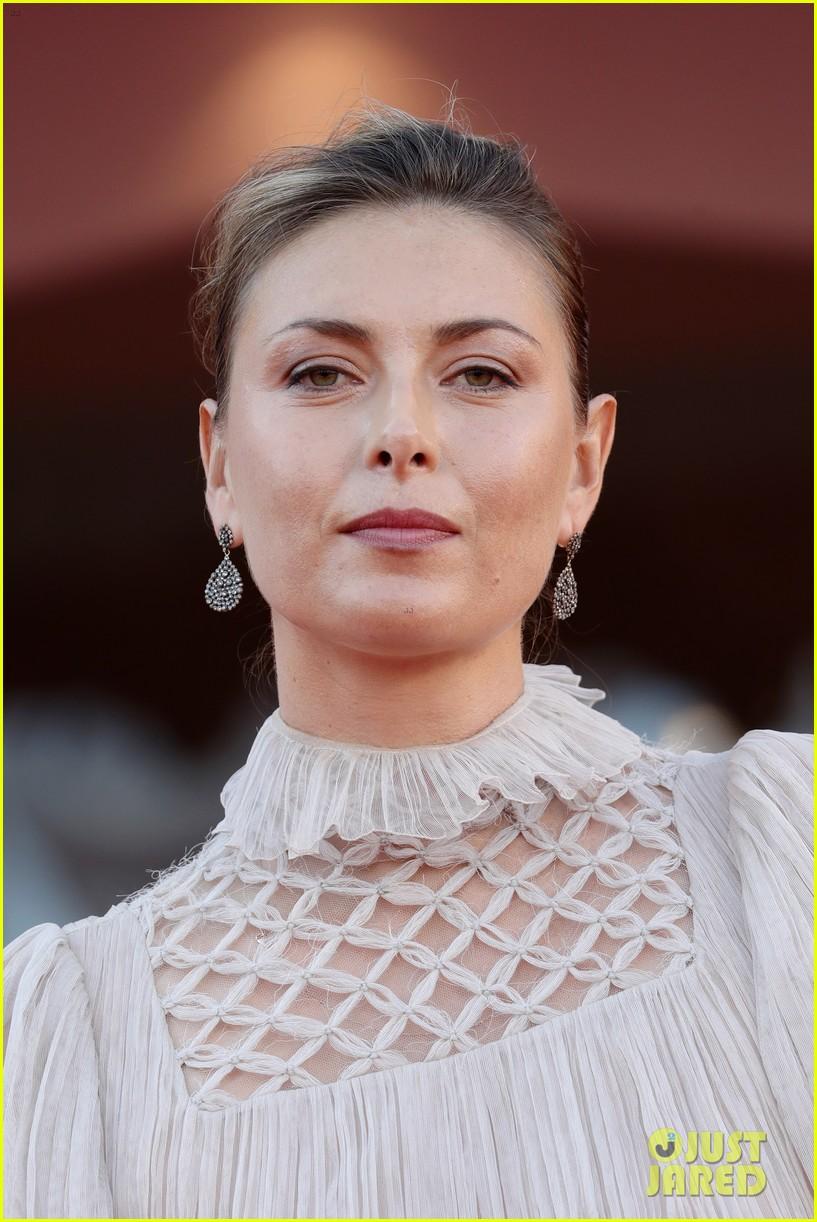jessica chastian maria sharapova ruth wilson candids venice film festival 264616159