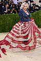 debbie harry tattered flag met gala look 05