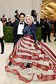 debbie harry tattered flag met gala look 10
