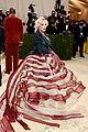 debbie harry tattered flag met gala look 17