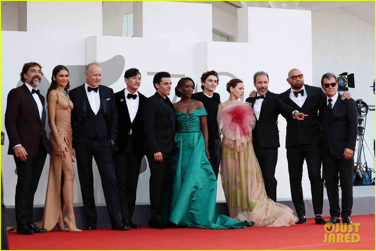 dune cast venice film festival premiere 034614725