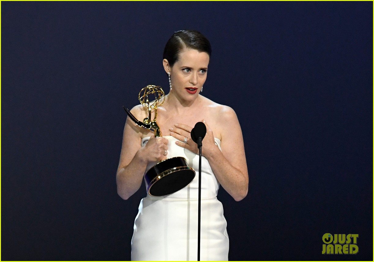 claire foy wins another emmy 104621729