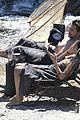 james franco izabel pakzad mykonos beach pics 45